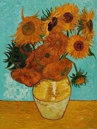 Sunflower Rugs Van Gogh Sunflowers 1000 Piece Puzzle By Piatnik