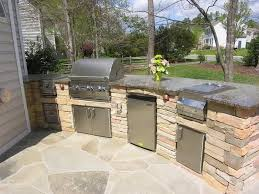 cheap kitchen design ideas endearing outdoor kitchen ideas on a budget outdoor kitchen design
