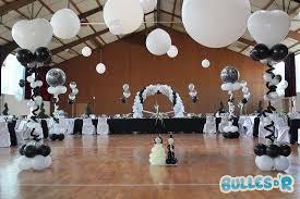 decoration mariage noir et blanc idée déco mariage noir et blanc meilleure source d inspiration