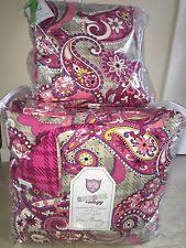 Vera Bradley Twin Comforter Vera Bradley 100 Cotton Comforters U0026 Bedding Sets Ebay