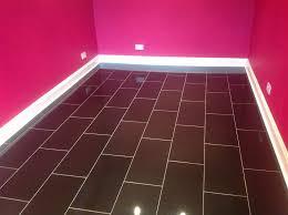 gloss black laminate flooring