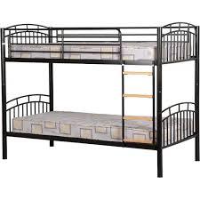 Metal Bunk Bed Frame Black Metal Bunk Beds Decorate My House