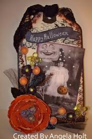 spirit halloween chesterfield mi 106 best halloween cards tags u0026 mini albums images on pinterest