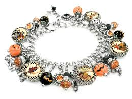 halloween jewelry charm bracelet jewelry harry potter inspired alice in