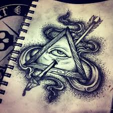 all seeing eye by monteyroo on deviantart