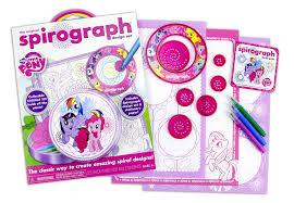 spirograph my little pony set amazon co uk toys u0026 games