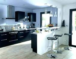 comptoir de cuisine bordeaux cuisine avec bar comptoir cuisine moderne bordeaux avec comptoir