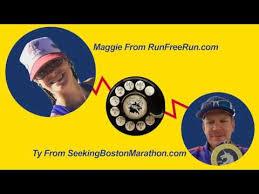 Seeking Maggie Ty From Seeking Boston Marathon Chat With Maggie From Runfreerun