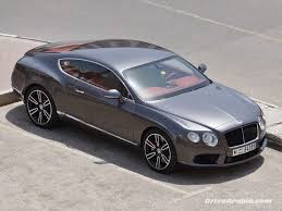 grey bentley bentley continental gt drive arabia