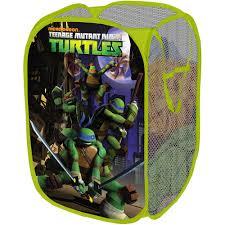 nickelodeon teenage mutant ninja turtles collapsible storage pop