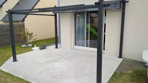 pergola avec toile retractable tente de jardin murale pergola aluminium 3x4m murum toile