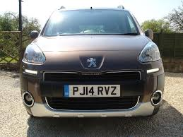 peugeot awd cars used 2014 peugeot partner hdi tepee outdoor 92 for sale in