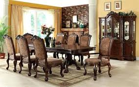 walmart dining room sets high end dining chairs 1 furniture room table 9 throughout cool high