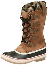 ebay womens winter boots size 11 sorel joan of arctic ii winter boots size 11 hawk brown ebay