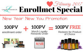 Doterra February 2017 Product Of The Month Living My Essential Life 2017 February Promotions Spread The Love