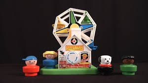 Fisher Price Toy Box Fisher Price Classic Toys Music Box Ferris Wheel From Basic Fun