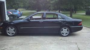 2001 Benz 3buddha3 2001 Mercedes Benz S Classs600 Sedan 4d Specs Photos