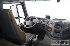 volvo truck bus january 2014 industrial power volvo fh16 750 diesel power magazine
