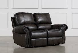 thad dual power reclining loveseat living spaces