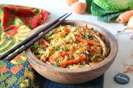 recettes de cuisine indon駸ienne balinaise nasi goreng comme à bali la recette de nasi goreng comme à bali