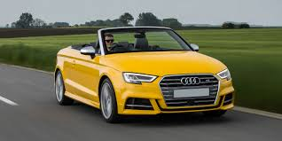 audi rs3 cabriolet audi s3 cabriolet review carwow