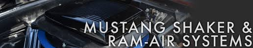 mustang cleaners mustang shaker ram air systems cj pony parts