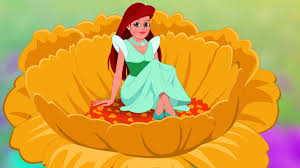 thumbelina movie princess fairy tales