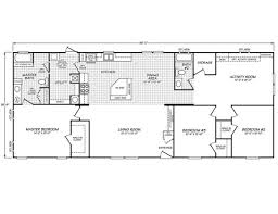 Fleetwood Manufactured Homes Floor Plans Sandalwood Ltd 28663d Fleetwood Homes Mobile Homes Pinterest