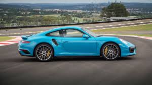 porsche sharkwerks porsche 911 turbo s 2016 review by car magazine