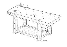 Bench Holdfast Workbench Full Chisel Blog