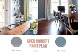 22 open concept kitchen ideas for painting walls open concept