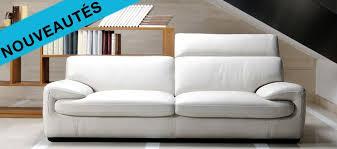 canapé confort un canapé design mais confortable bienvenue aux canapés cuir avec