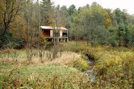 modern cabin center studio architecture