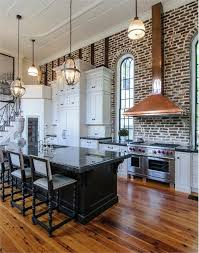exposed brick which kitchen backsplash is right for you