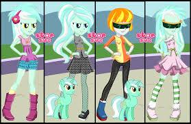my little pony equestria girls lyra heartstrings dress up game