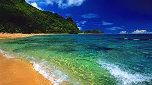 Hawaii scenery images Beautiful scenery of hawaii wallpaper 33 1366x768 wallpaper jpg