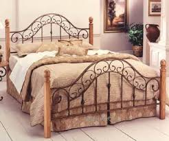 Wood And Iron Bed Frames Cheap Wood And Iron Bed Find Wood And Iron Bed Deals On Line At