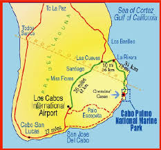 map cabo mexico map of cabo pulmo location photo