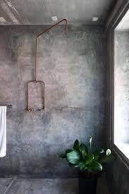 Concrete Floor Bathroom - amazing concrete bathroom designs