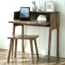 bureau en bois moderne petit bureau bois carebacks co