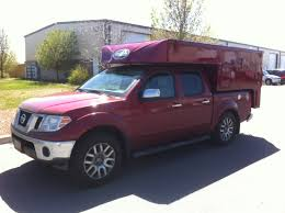 2015 nissan frontier custom custom make your pop up camper to fit you and your dog phoenix