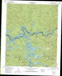 nantahala river map noland creek topographic map nc usgs topo 35083d5