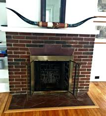happy house and home how to whitewash your fireplace