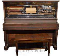 player piano roll cabinet piano player 89 20 1