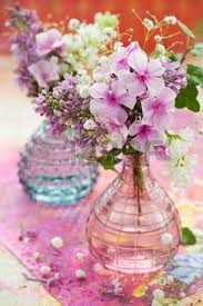Flowers In A Vase Images Beautiful Spring Flowers In A Vase Stock Photo Picture And