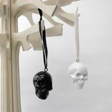 the room store large skull candle black 49 00 http