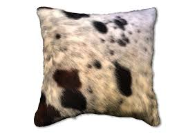 Cowhide Home Decor by Cowhide Pillow Covers Pillow Decoration