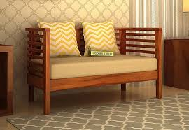 2 seater sofa buy two seater sofa online upto 60 off woodenstreet