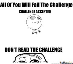 Meme Challenge - challenge denied by reborn meme center