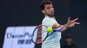 grigor dimitrov grigor dimitrov reaches stockholm tennis tournament final sport